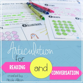 Updated Articulation for Reading and Conversation
