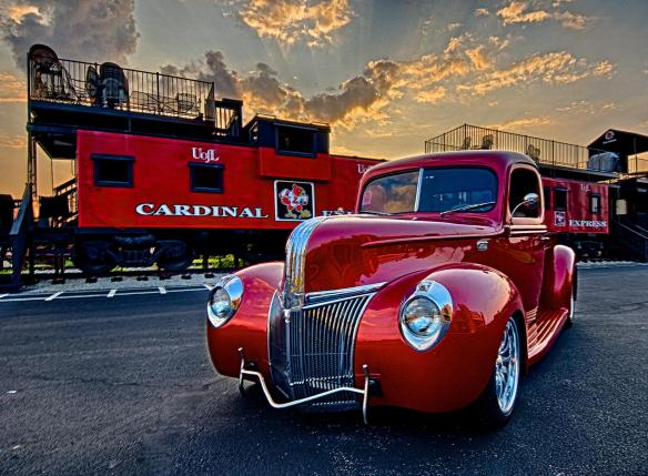 Larry Burchett's 1941 Ford Pickup Build #7