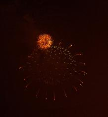 Thunder Over Louisville Fireworks Show April 18, 2015. #