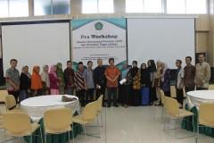 Foto Bersama Rektor dan Pemateri