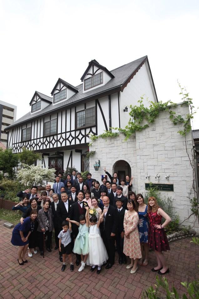 エタンセールカワモト、結婚式、レストランウエディング 、少人数結婚式、フリーウエディングプランナー福岡