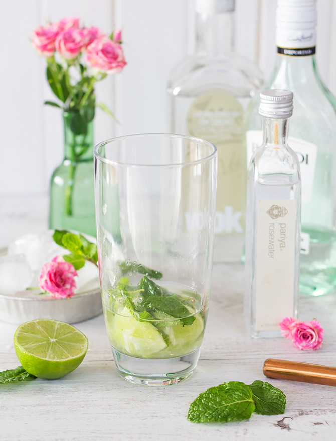 Turkish Delight Mojito