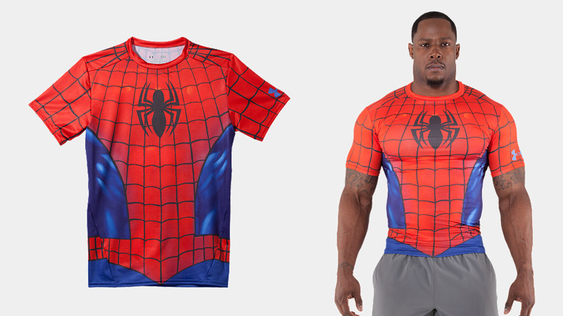 SpiderManUnderArmour