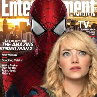 Spider-Man graces Entertainment Weekly cover, 'The Amazing Spider-Man 2′ to set up 'The Sinister Six'
