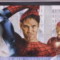Could this be our first look at the Marvel Cinematic Universe's Spider-Man?