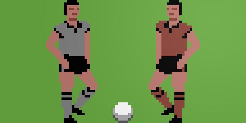 Mitt første fotballspill: International Soccer