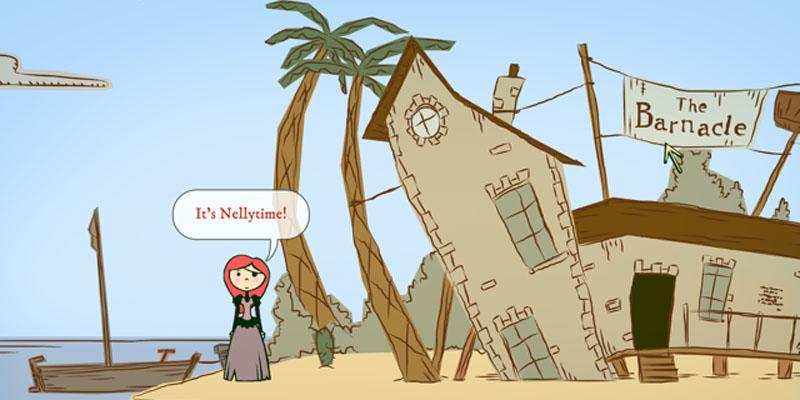 Nelly Cootalot: Spoonbeaks Ahoy