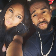 Omarion announces split from Apryl Jones on social media