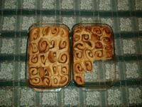 Michelle's cinnamon rolls