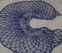 Tailor of Gloucester shawl