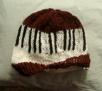 piano hat