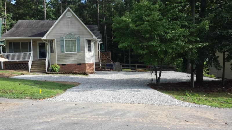 Large Of Gravel Driveway Cost