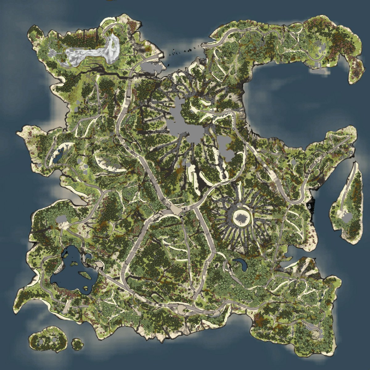 ST14 - High res maps