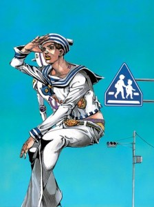 JoJolion Artwork