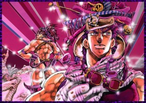 Jojo Bizarre's Adventure - Battle Tendency