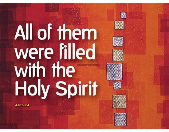 The Rousing, Stirring, Shaking Spirit of God – May 15, 2016