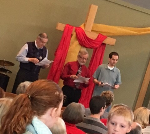 Story of the Week – Pentecost