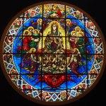 MariaeHimmelfahrt-Florenz-Glasfenster