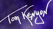 Tom Kenyon Logo