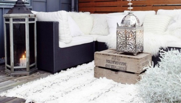 Πώς να Αξιοποιήσετε το Μπαλκόνι σας τον Χειμώνα