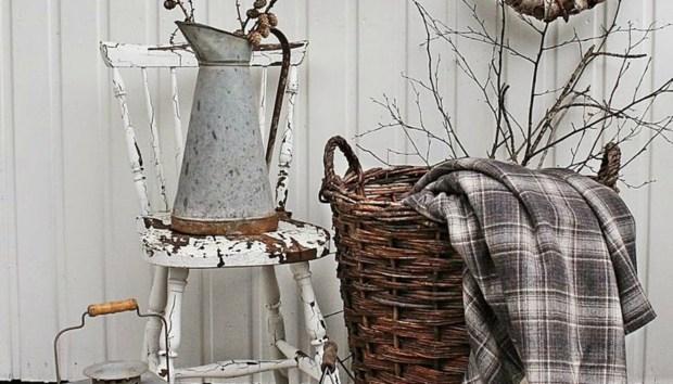 Υπέροχες Χειμερινές Ιδέες Διακόσμησης για το Μπαλκόνι σας