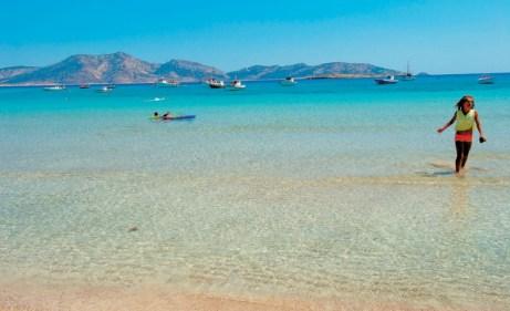 Στο Πάνω Κουφονήσι θα συναντήσετε την παραλία Ιταλίδα.