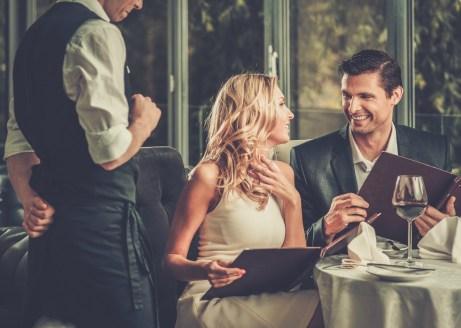 Το σωστό μενού και σύμφωνα με τις τάσεις τις εποχής καθιστά καλό ένα εστιατόριο.