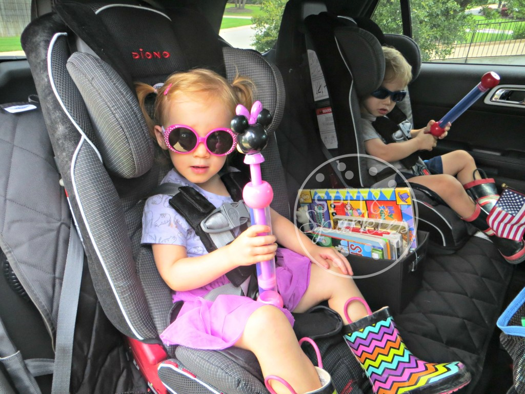 Car trips with toddlers made easier with a VersaVia seat cover! #giveaway #win #toddlers #travel