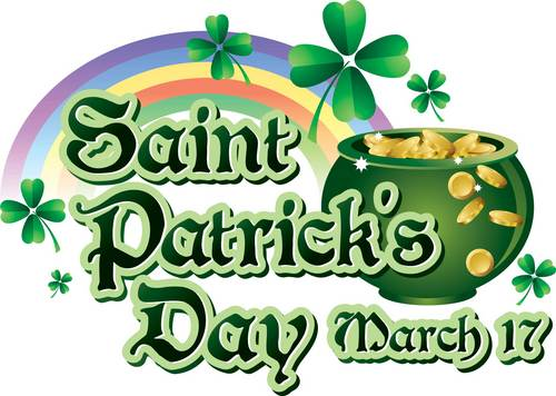 Saint Patrick's Day Spring Social – Friday, March 17