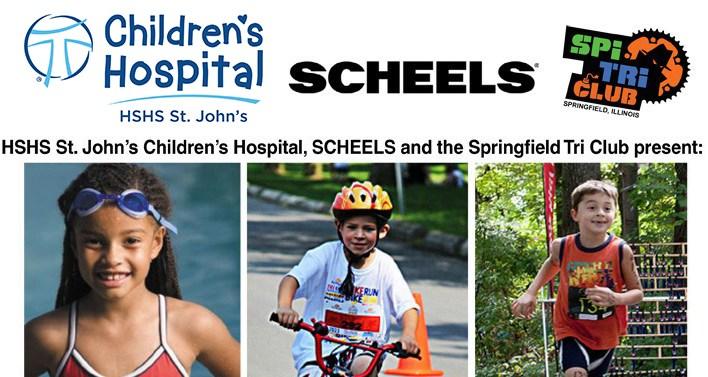2018 HSHS St John's Children's Hospital & SCHEELS – Kids Triathlons