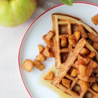 Fall in New England: Apples, waffles and a hooray for new seasons