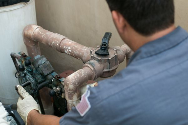 Orange County plumbing service backflow testing