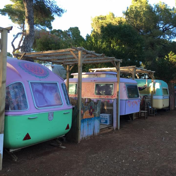 Camping La Playa redécore ses caravanes aux ambiances locales