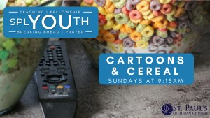 cartoons & cereal