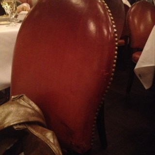 RL restaurant, chairs of distinction and Chicago…