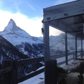 L'aprés ski, Sunegga, Switzerland…