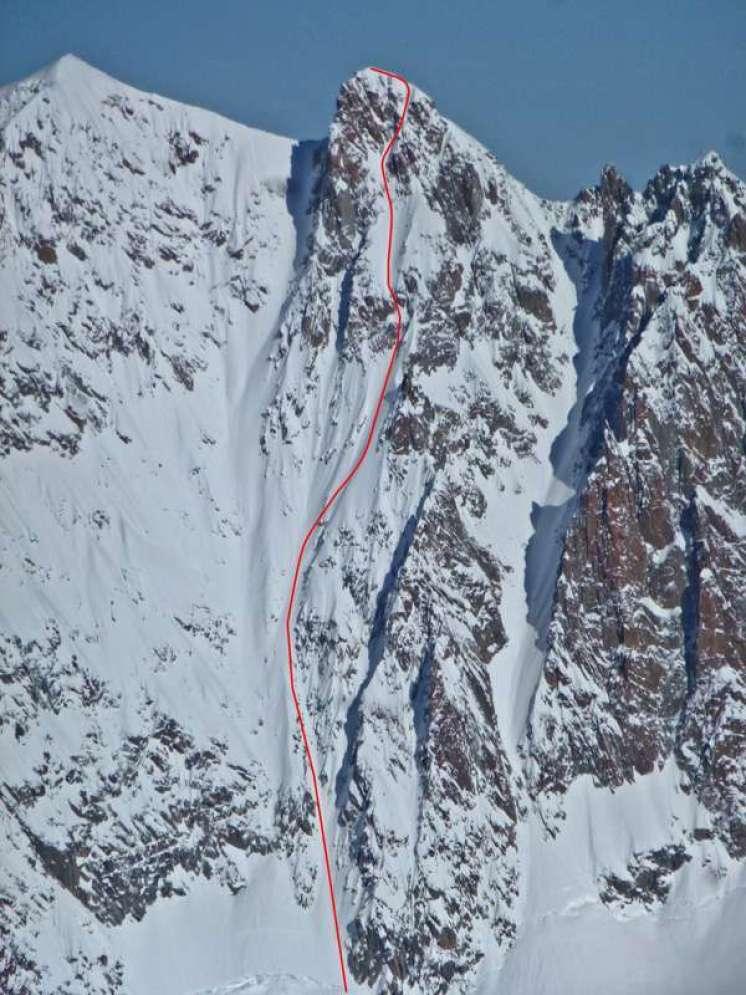 First-Descent-Rocheuse-Chamonix-Capozzi