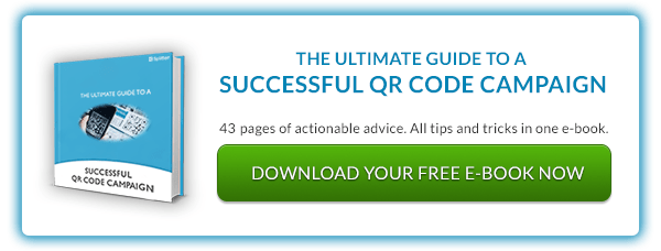 Download Free QR E-book - The Ultimate Guide to a Successful QR Code Marketing Campaign