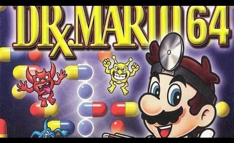 #47 Dr. Mario 64 – Definitive 50 N64 Games
