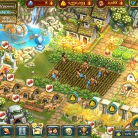 Two iPad Games: The Tribez and Simpsons Tapped Out