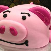 Review: Percy Pig Celebration Cake