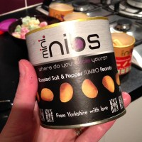 Giveaway: Mini Nibs Snacks