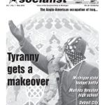 The Michigan Socialist – May 2003