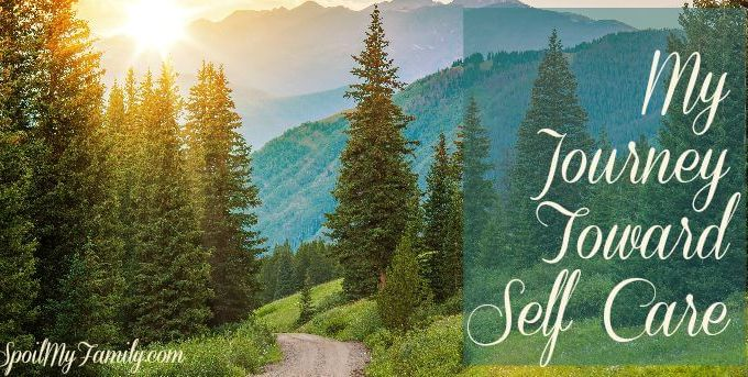 The journey to learn the art of self awareness and self care, as with all others, can start with one simple step. www.spoilmyfamily.com #selfawareness #selfcare #livesimply