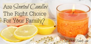 Are your scented candles releasing toxins into your home? Carcinogens? Find out the best alternatives and still keep your home wonderfully scented! www.spoilmyfamily.com