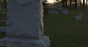 Grave photo by BigStock