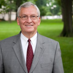 Leith Anderson is president of the National Association of Evangelicals.