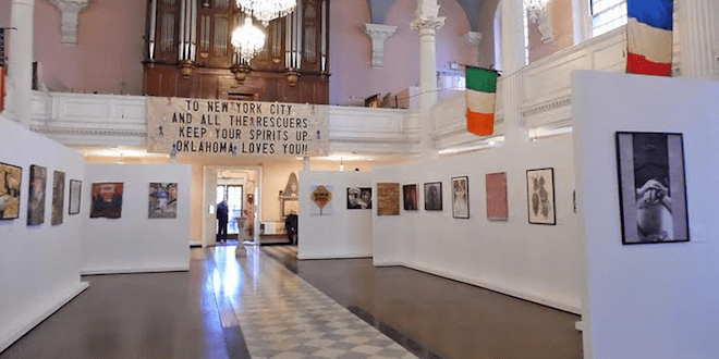 Bridge exhibit in New York/Contributed