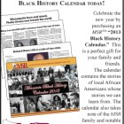 Purchase a 2014 Minnesota Black History Calendar