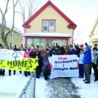 South Mpls grandmother spared eviction by Occupy campaign